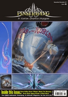 Pinstriping & Kustom Graphics Magazine Nr. 5