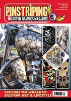 Pinstriping & Kustom Graphics Magazine Nr. 7