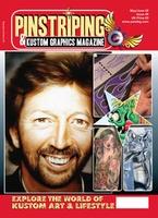 Pinstriping & Kustom Graphics Magazine Nr. 8