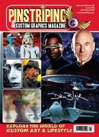 Pinstriping & Kustom Graphics Magazine Nr. 12