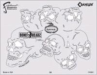 Boneheadz Mike Lavallee CRANIUM set 4st