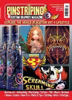 Pinstriping & Kustom Graphics Magazine Nr. 20