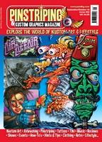 Pinstriping & Kustom Graphics Magazine Nr. 22