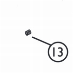Needle packing set HP BS/CS/BCS/SBS