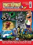 Pinstriping & Kustom Graphics Magazine Nr. 24