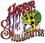 Horror of skullmaster mini series Artool