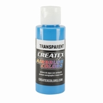Createx Classic Transparant  Carribian Blue