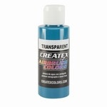 Createx Classic Transparant Turquoise