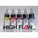 Golden High Flow Transparant Set GHF0000953-0