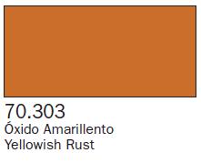 Panzer Aces Yellowish Rust
