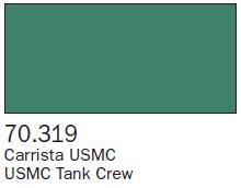 Panzer Aces USCM Tank Crew
