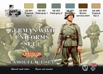 German WWII Uniforms set1