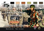 German WWII Uniforms set2
