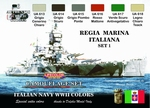 Regia Marina Italiana set1