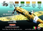 Regia Aeronautica WWII Colours set1