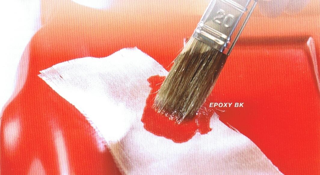 Epoxy Systemen, Harsen en Sets