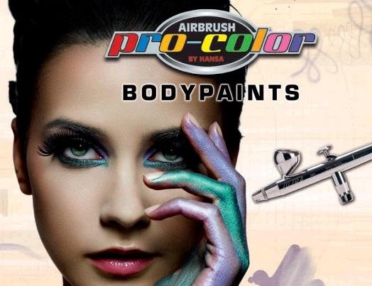 Pro-Color Bodypaint