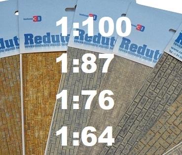 1:100 1:87 1:76 1:64