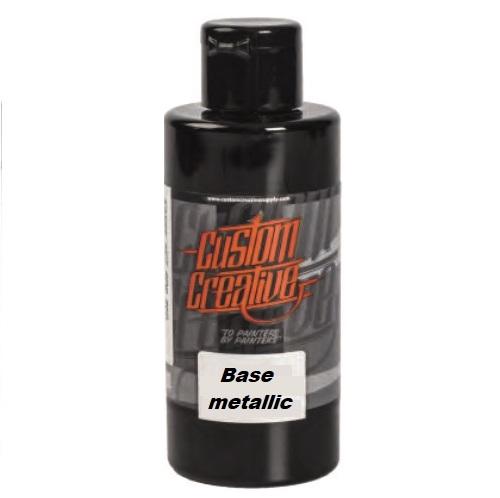 Custom Creative Base Metallics 150ml.