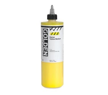 Golden Highflow 743 ml.