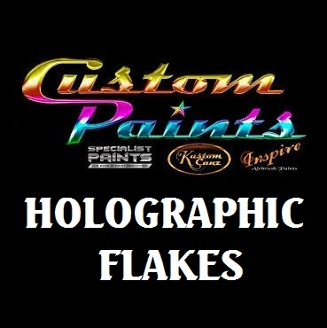 Inspire Holographic Flakes