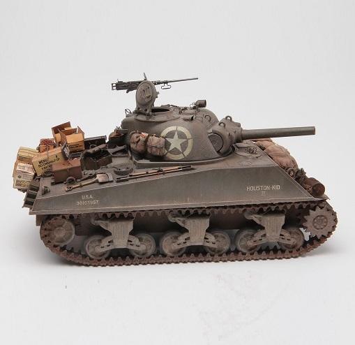 Modelbouw 1/35 Militair