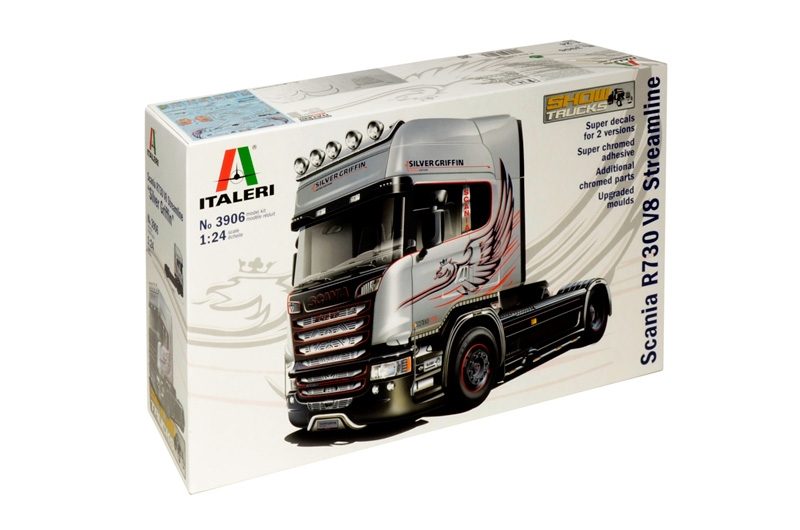 Modelbouw Trucks & Trailers