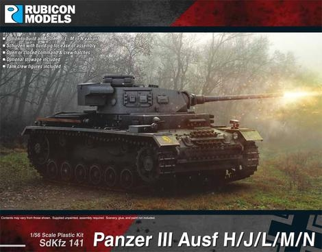 Rubicon 1/56 Model Kits
